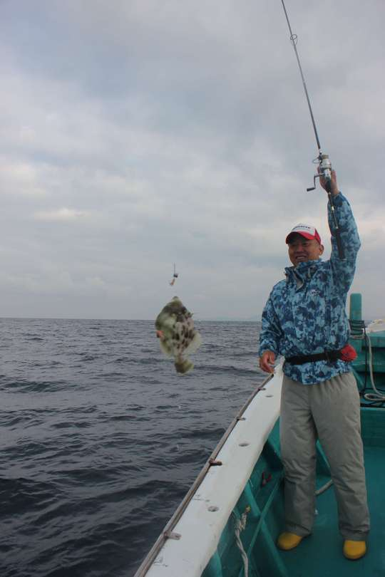 関西の沖釣り名人 今井浩次の「今日も釣り気分」