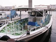 ヤザワ渡船 乗合船