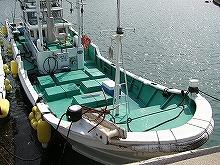 多賀良丸 前田渡船