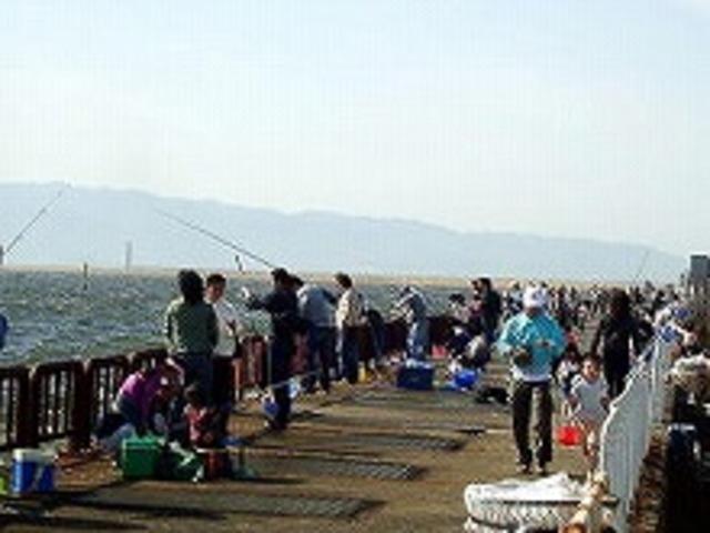 大阪南港魚つり園